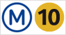 logo twitter m10